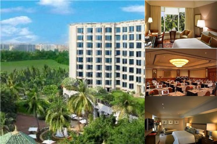 The Leela Mumbai photo collage