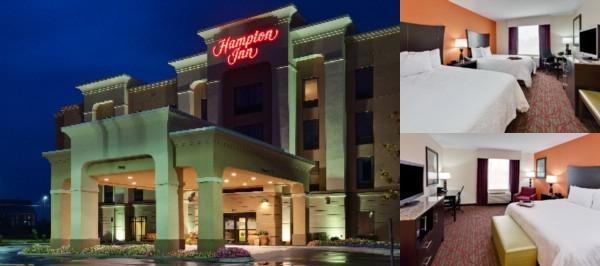 Hampton Inn Seneca Falls photo collage