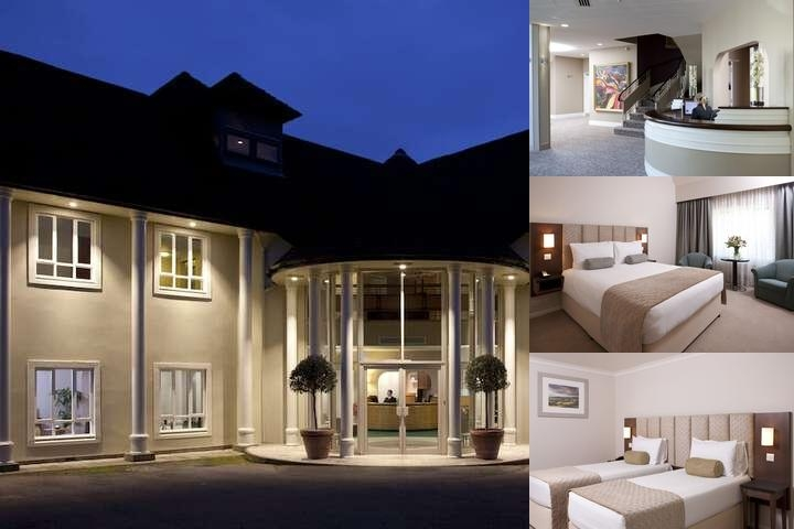 Sudbury House Hotel photo collage