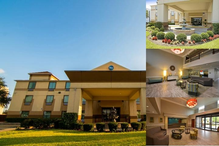 Best Western Fountainview Inn & Suites photo collage