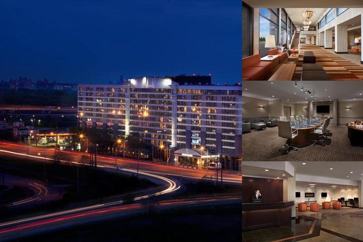International Plaza Hotel photo collage