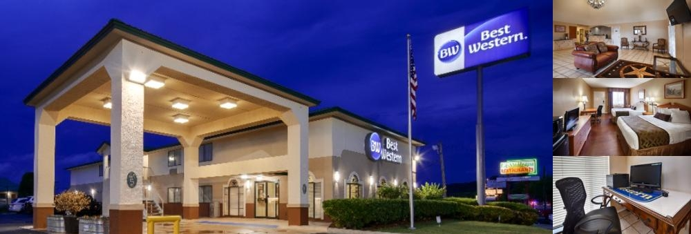 Best Western Sonora Inn photo collage