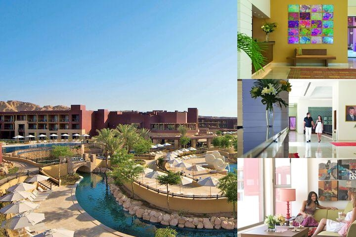 Mövenpick Resort & Spa Tala Bay Aqaba photo collage