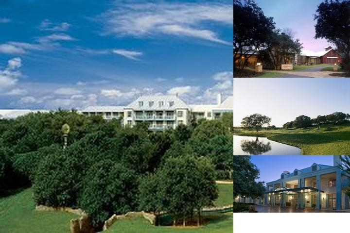 Hyatt Regency Hill Country Resort & Spa photo collage