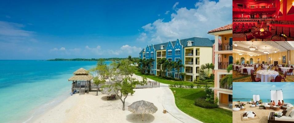 Sandals Whitehouse European Village & Spa All Incl photo collage