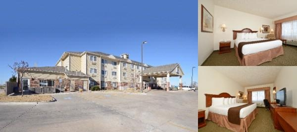 Best Western Blackwell Inn photo collage