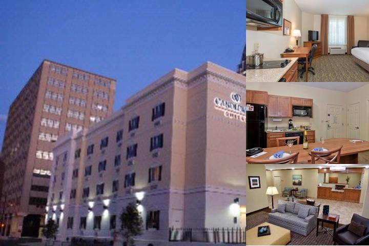 Candlewood Suites Downtown photo collage