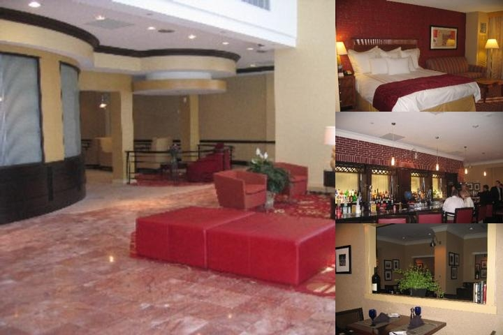 Mt. Laurel Marriott photo collage