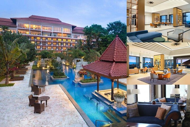 Sheraton Mustika Yogyakarta Resort & Spa photo collage