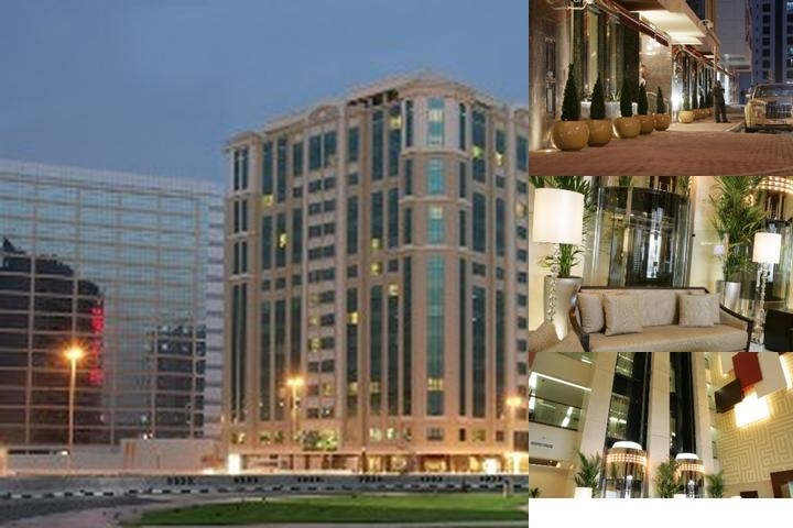 Auris Plaza Hotel photo collage