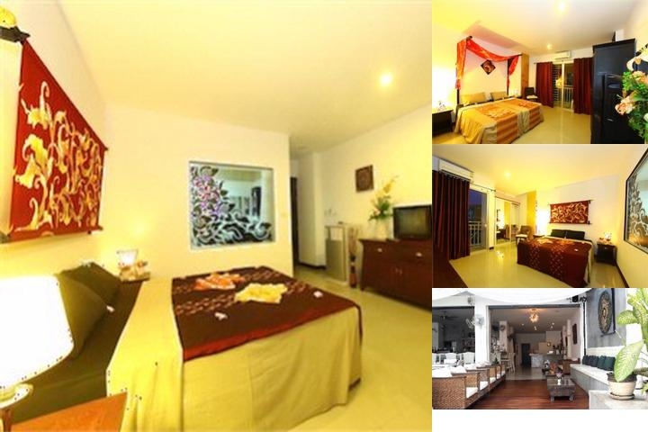 Golden House Hotel photo collage