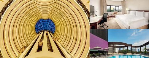 Holiday Inn Singapore Atrium photo collage