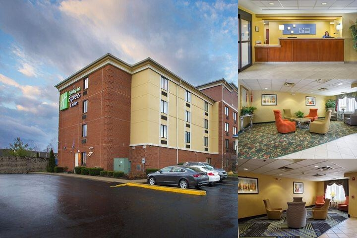 Holiday Inn Express & Suites Columbus Airport photo collage