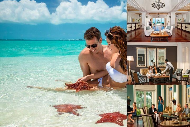 Sandals Emerald Bay Great Exuma All Inclusive photo collage
