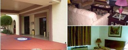 Townhouse Suites photo collage