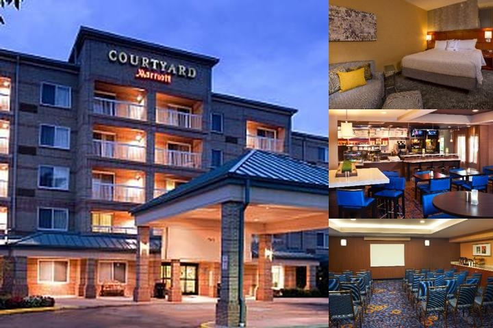 Courtyard Cleveland Airport South photo collage