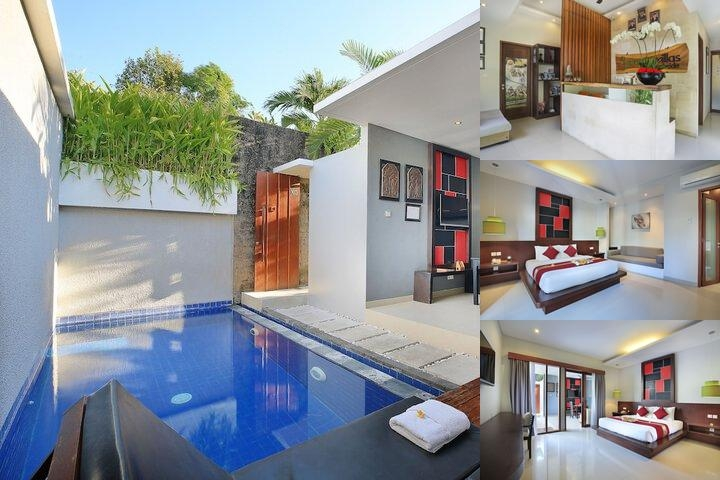 Samaja Beachside Villas photo collage
