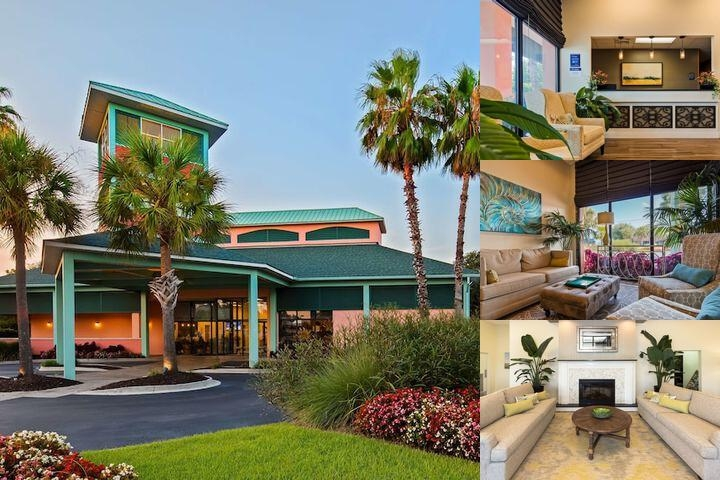 Best Western Charleston Inn photo collage