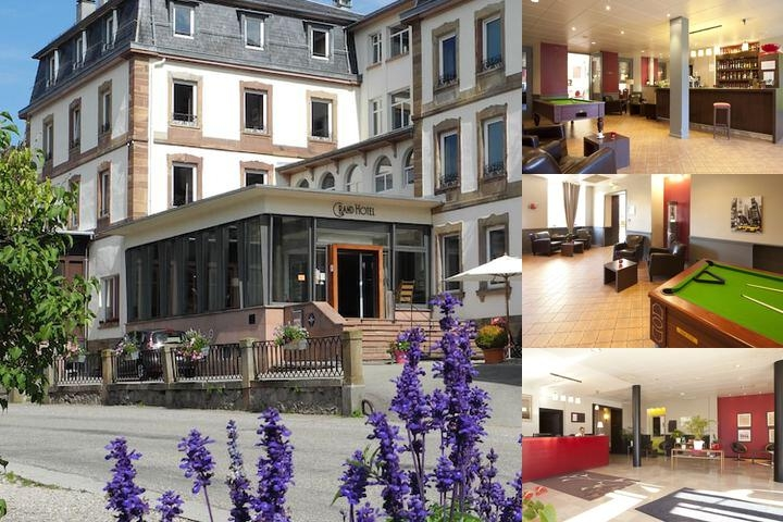 Le Grand Hotel Du Hohwald photo collage