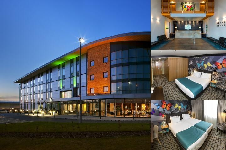 Holiday Inn Salisbury Stonehenge photo collage