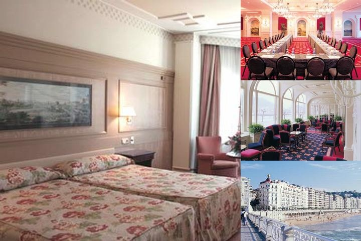 Hotel De Londres Y De Inglaterra photo collage