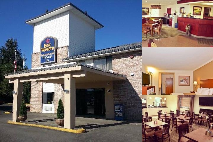 Best Western Tumwater Inn photo collage