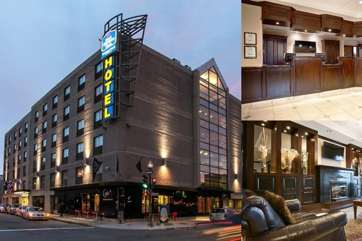 Best Western Plus City Centre / Centre Ville photo collage