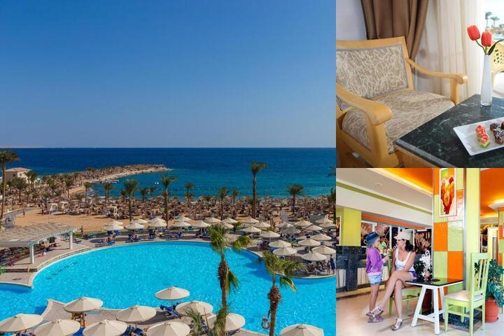 Desert Rose Resort photo collage