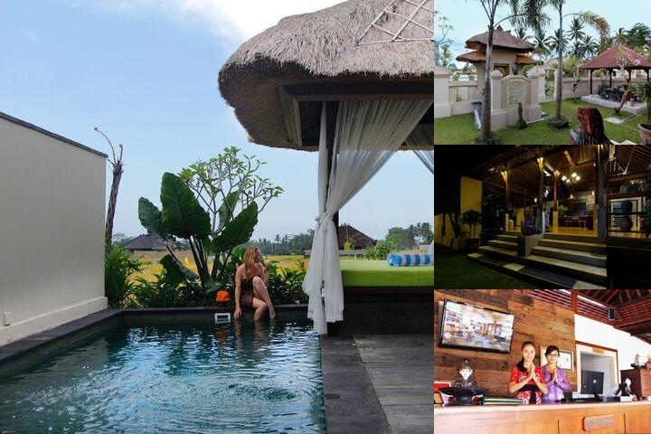 Alam Puisi Villa photo collage