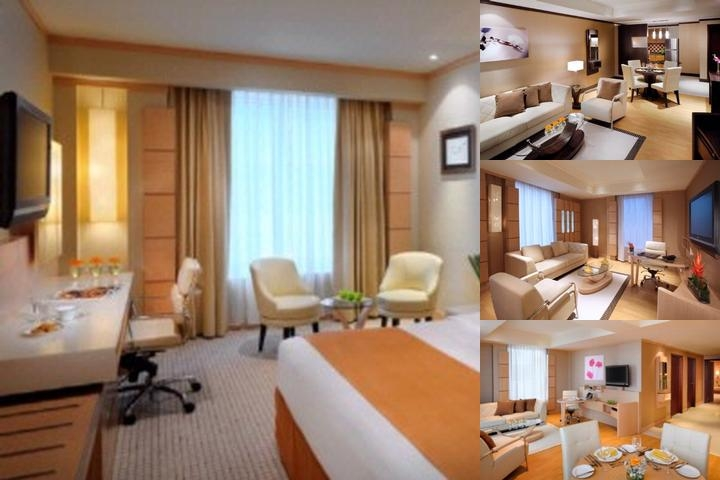 Emirates Grand Hotel photo collage