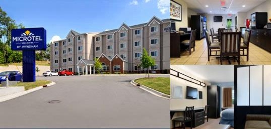 Microtel Inn & Suites photo collage