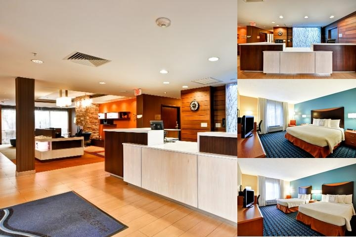 Fairfield Inn & Suites by Marriott Market Center photo collage