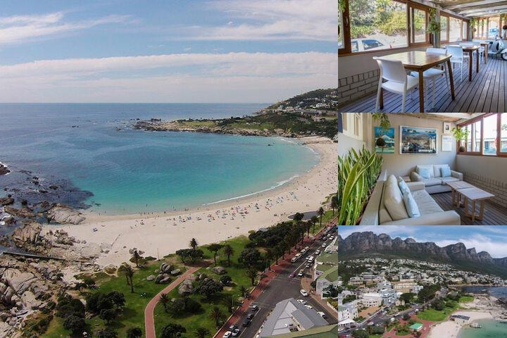 Camps Bay Village photo collage