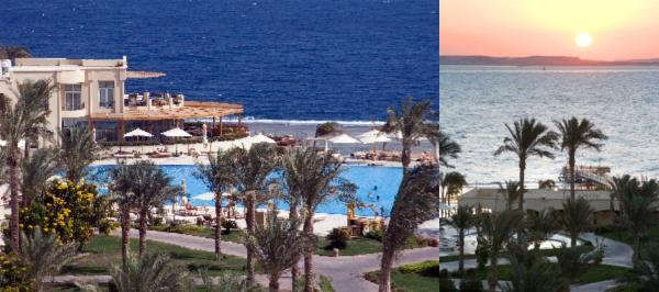 The Cleopatra Luxury Resort Collection photo collage