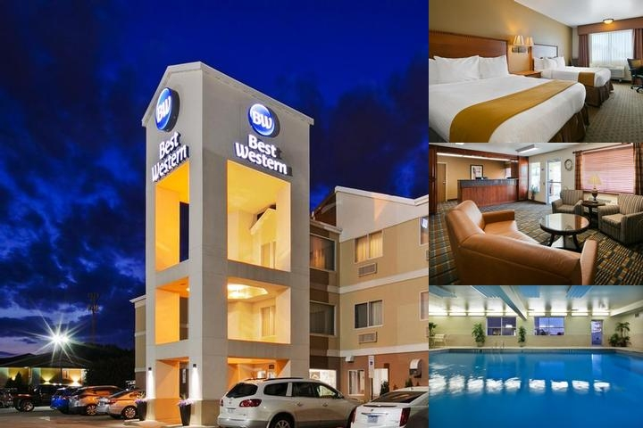 Best Western Empire Towers photo collage