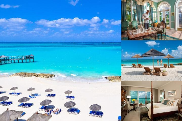 Sandals Royal Bahamian All Inclusive Resort & Priv photo collage