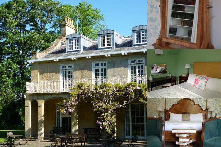 Chiseldon House Hotel photo collage