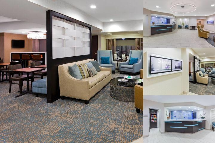 Springhill Suites Minneapolis Eden Prairie photo collage