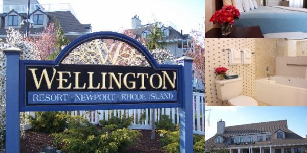 Wellington Resort photo collage