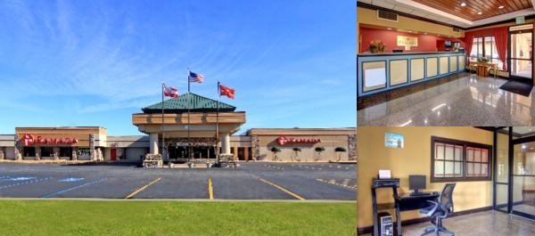 Ramada Macon photo collage