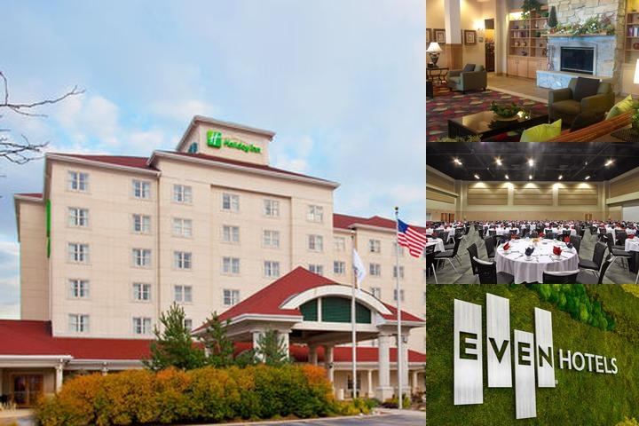 Holiday Inn & Tinley Park Convention Center photo collage