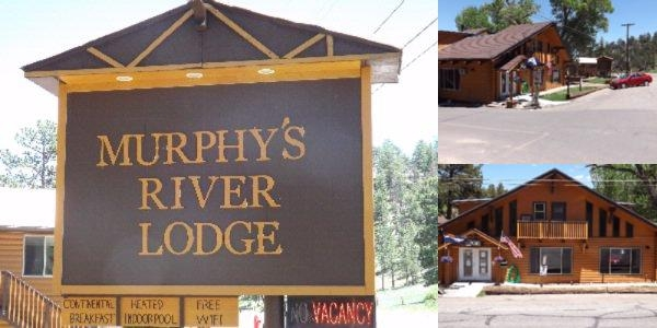 Murphy's River Lodge photo collage