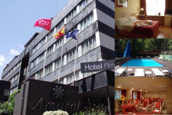 Hotel Amaral photo collage