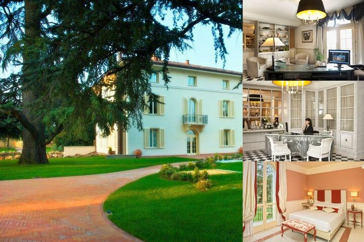 Villa Valfiore photo collage