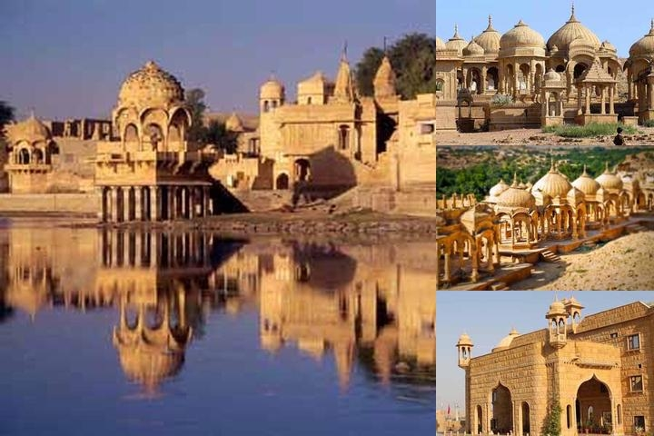 Hotel Jaisalgarh photo collage
