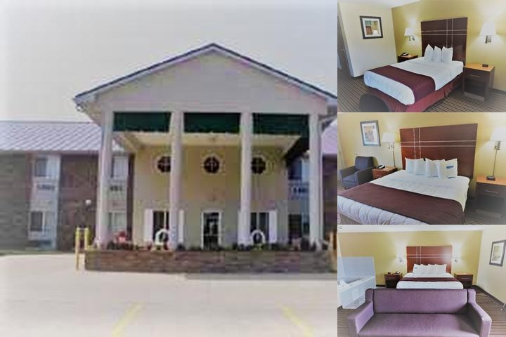 Baymont Inn of Bowling Green Ky Exit 22 photo collage