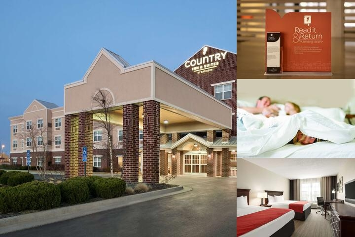 Country Inn & Suites Kansas City Village West photo collage
