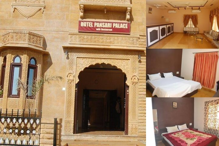 Hotel Pansari Palace photo collage