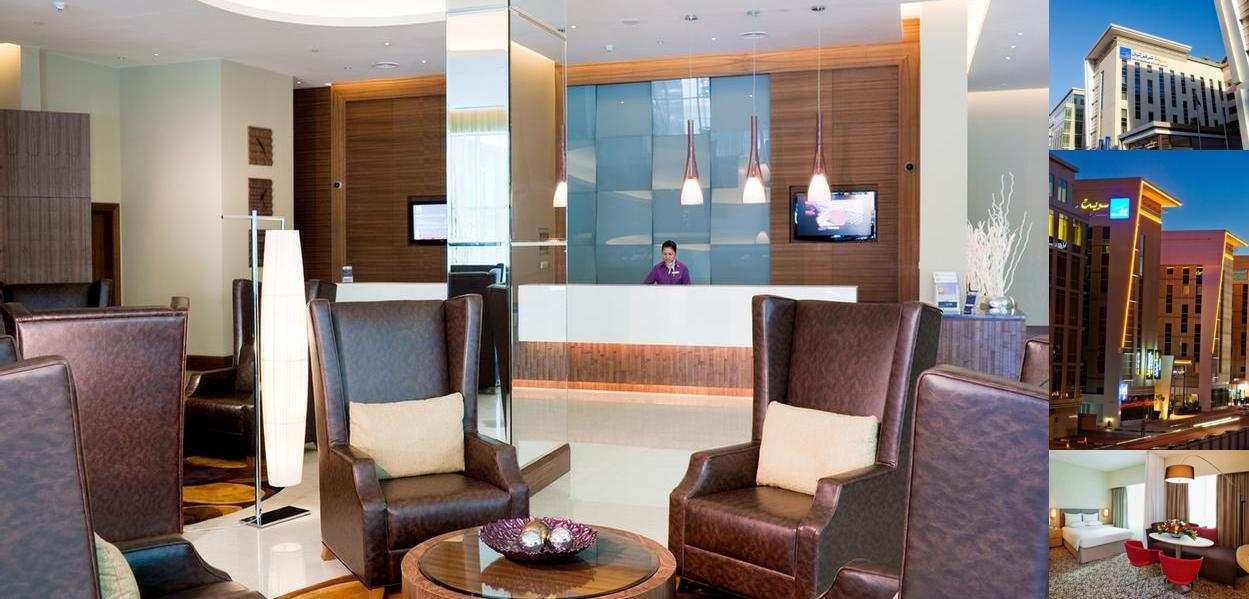 Novotel Suites Mall of The Emirates photo collage