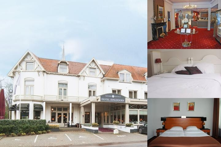 Fletcher Hotel Restaurant Apeldoorn photo collage